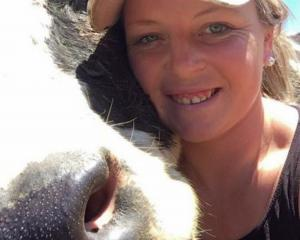 Dairy farm worker Trudy Bensted is heading for the next chapter in her life on Gypsy Day. Photo:...