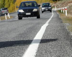 Central Otago cyclists believe new rumble strips might make roads safer for motorists, but they...