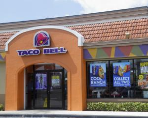 Restaurant Brands' chief executive, Russell Creedy, said based on Taco Bell's strong performance...