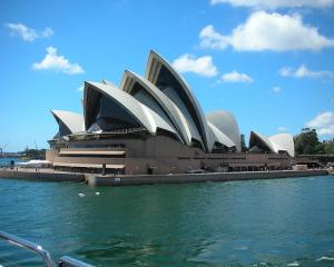 The Sydney Opera House. Photo Wikipedia