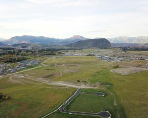 The area between Ballantyne Rd and Cardrona Valley Rd is set to be heavily developed in the...