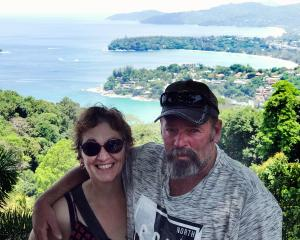 Former Morven sharemilkers Mary and Sarel Potgieter have been living in a caravan in Australia....