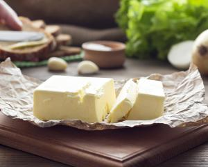 The cost of NZ-made butter has risen. Photo: Getty