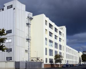 The Former Cadbury factory site on Cumberland St has been purchased by the Government. Photo:...