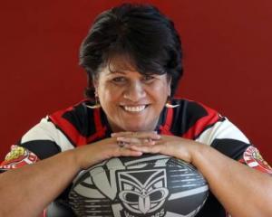 Donna Grant. Photo: NZ Herald