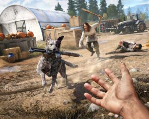 Far Cry 5 is set in backwater United States. Well, Montana to be exact. Photo: supplied