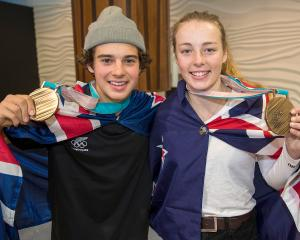 New Zealand Winter Olympic Games medal winners Nico Porteous and Zoi Sadowski-Synnott are among...