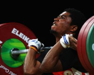 Weightlifter Olivier Matam Matam was one of eight athletes from Cameroon to go missing during the...