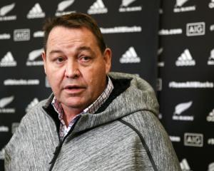 Steve Hansen: 'I've got concerns about our whole discipline.' Photo: Getty