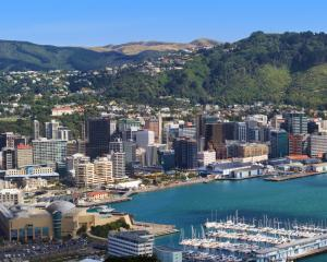 For the second year running, Wellington has topped Deutsche Bank's list of 50 cities with the...