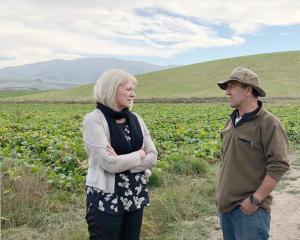 Hakataramea Valley farmer Graham Hay explains the effects of Mycoplasma bovis on his farming...
