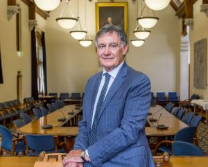 Former University of Otago chancellor John Ward will receive an honorary doctorate of laws today....