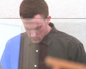 Joshua Hair (28) led police on a P-fuelled chase which reached speeds of 170kmh. PHOTO: ROB KIDD