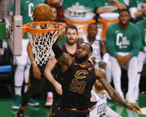LeBron James has a big challenge on his hands as he leads the Cleveland Cavaliers into the NBA...