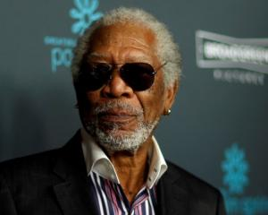 Morgan Freeman has apologised after being accused of inappropriate behaviour. Photo: Reuters