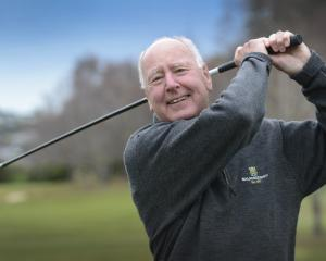 Golfer Corran Munro has shot his age or better 79 times and wants to make it 80 before his 80th...