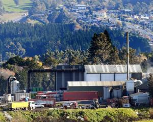The Keep it Clean rendering plant in Abbotsford which is upsetting residents with its smells....