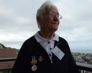 Ngaire Familton reflects on more than 40 years' service with St John. Photo: Daniel Birchfield