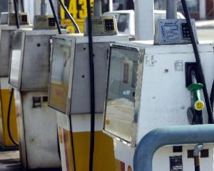 ODT file photo of petrol pumps.