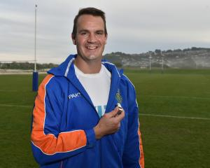 Referee Rob Wells will bring up his 100th senior game this weekend when he controls the match...
