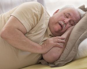 Sleep problems were among the most disruptive behavioural symptoms of dementia. Image: Getty