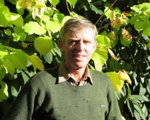 Farm Forestry New Zealand president Neil Cullen, of Glenomaru, says the new National...