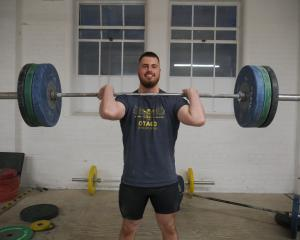 Weightlifter Josh Homersham has been named in the New Zealand team to compete at the 2018 Oceania...