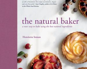 The Natural Baker, by Henrietta Inman, published by Jacqui Small, $45