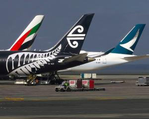 Auckland Airport is accused of taking excessive profits. Photo: Reuters