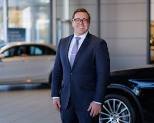Armstrong Prestige Princes Street's new General Sales Manager Hayden Washington