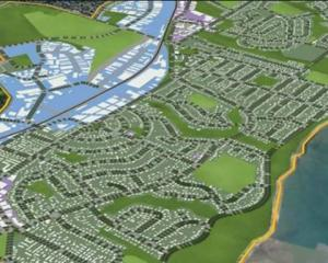 The Tamaki Regeneration is to transform large areas of state-owned land. Image: NZ Herald
