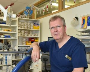 Prof Paul Brunton, a British dental researcher, became dean of the Otago Dentistry School in 2015...