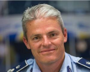 Police Assistant Commissioner Richard Chambers was reportedly in Greymouth to discuss plans to...