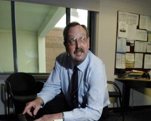 Stephen Bell in 2010
