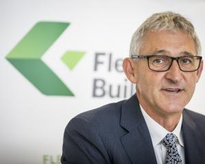 Fletcher Building chief executive Ross Taylor is moving the company in a different direction....