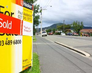 Location, location, location . . . Another property is sold on Gordon Rd in Mosgiel, continuing a...