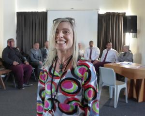 Ruth Ratcliffe has taken a drama programme at the Otago Corrections Facility for more than four...
