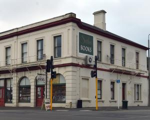 Scribes Books was once a student flat known as ''The Shambles'', beloved by students at the Otago...