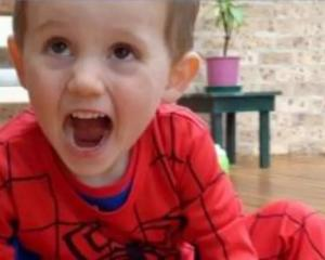 William, then three, vanished from his grandparent's rural home on September 12, 2014. Photo:...