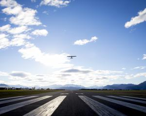 "Wanaka Airport could become a ""vibrant, innovative aero and business hub"". PHOTO: MICHAEL THOMAS"