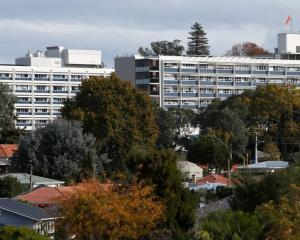 Whangarei Hospital. Photo: NZ Herald