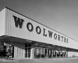 I love these old photos of the Woolworths supermarket in Factory Rd, Mosgiel, taken in July 1966....