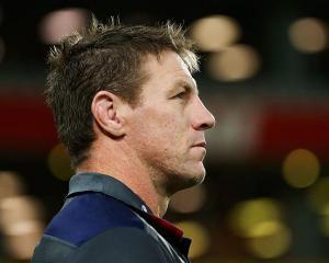 Reds coach Brad Thorn.