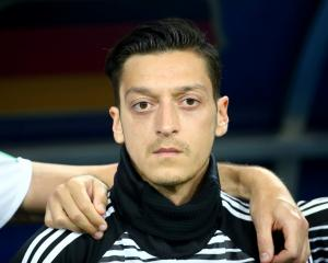 Mesut Ozil. Photo: Reuters