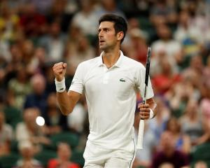 Novak Djokovic. Photo: Reuters