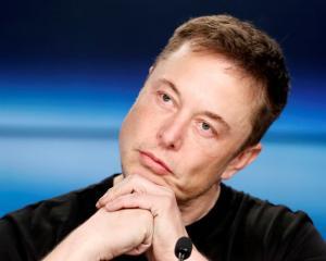 Elon Musk. Photo: Reuters