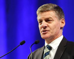 Bill English. Photo: Getty Images