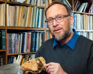 Rutherford Medal winner, geologist Professor Colin Wilson, is touring New Zealand speaking on ...