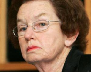 Dame Margaret Bazley.