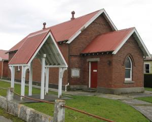 The church in Main St Mataura, is now the Mataura Masjid (mosque). Photo: Ashleigh Martin